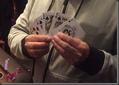 mano ganadora poker
