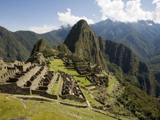 Machu Picchu sigue siendo el destino soñado el 2018