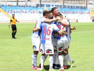 """Club Deportes Antofagasta ya prepara el choque ante la """"U"""""""