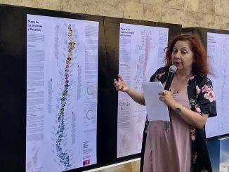 En Antofagasta presentan colección de mapas del Plan Chile 30/30