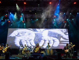Con una gran fiesta y fuegos artificiales cerró la segunda noche del Festival de Antofagasta
