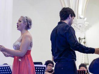 Con una soprano e invitados desde Argentina termina la gira de Orquesta Académica