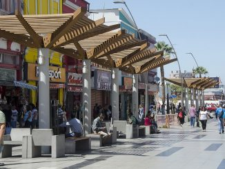 CORE aprueba mayores recursos para trabajos extras en paseo peatonal Matta de Antofagasta
