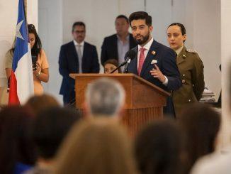 Intendente de Antofagasta asume y asiste a ceremonia del Core