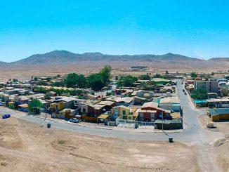 Municipalidad de Sierra Gorda contará con subsidio para mantención de parques y áreas verdes