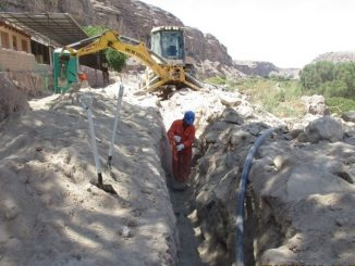 CORE Aprueba mayores recursos para mejorar sistema de agua potable en la comuna de Lasana