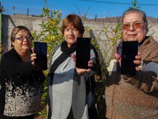 Adultos mayores de Antofagasta ingresan al mundo digital