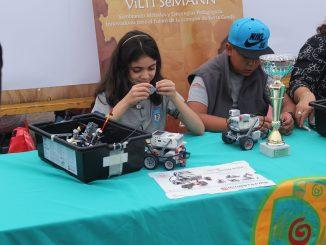 """Sierra Gorda presente en Feria de Aprendizaje """"La Aventura del Conocimiento"""" del Centro de Investigación y Desarrollo Talentos UCN"""