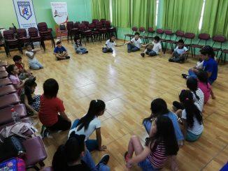 Robots invaden salas de clases en María Elena