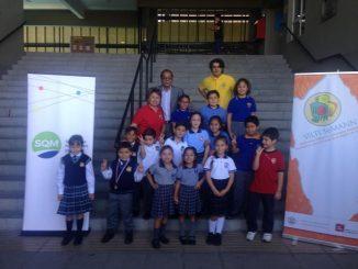 Exitoso lanzamiento de proyecto educativo en Tocopilla