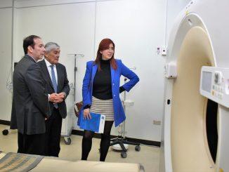Diputada Catalina Pérez realizó visita protocolar al Hospital Clínico de la Universidad de Antofagasta