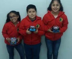 Niños de Tocopilla asistirán a torneo de robótica en Santiago