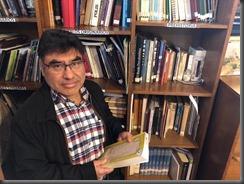 Héctor Ardiles Vega, historiador y presidente del CIIAR.