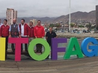 Intendente y ministro anticipan proyecto Parque Metropolitano Borde Costero