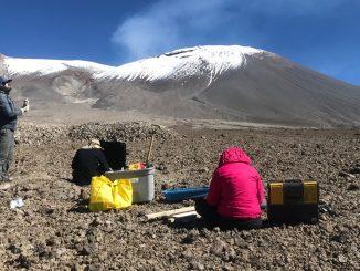 En forma 100% online partió Primer Congreso Latinoamericano de Volcanología