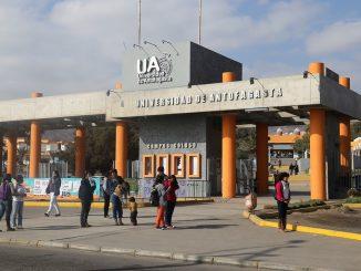 Comunicado Universidad de Antofagasta