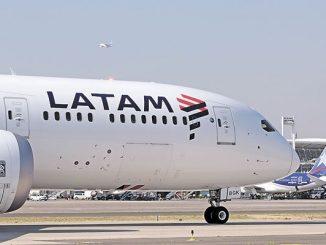 LATAM informa suspensión temporal de rutas internacionales adicionales