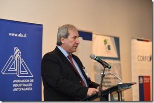 Marko Razmilic, presidente de la AIA