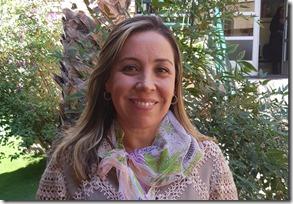 Marlene Muñoz, psicóloga
