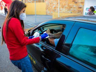 700 vehículos fueron sanitizados en segunda jornada realizada por la Municipalidad de Antofagasta