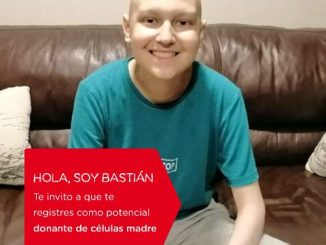 Adolescente que espera un trasplante de células madre te invita a registrarte como donante