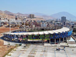 Cancha número 5 de Estadio Calvo Bascuñán llevará el nombre de Sergio Marchant Muñoz