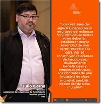 Columna opinión Julio Cerna