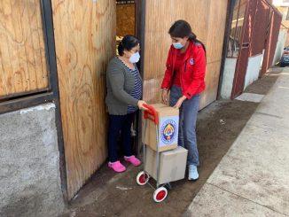 Municipalidad de Antofagasta entregó 19.800 ayudas sociales desde marzo a la fecha