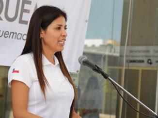 Alcaldesa de Antofagasta anuncia plan social de emergencia para más de 100 mil familias