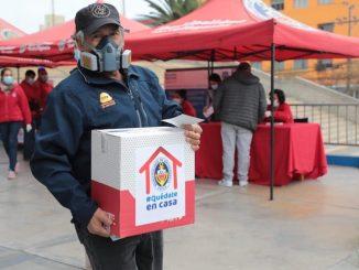 """Municipalidad de Antofagasta lanza tercer llamado del programa social covid-19 """"La muni está contigo"""""""