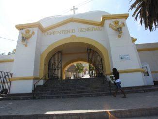 Cementerio General de Antofagasta permanecerá cerrado para el día del padre