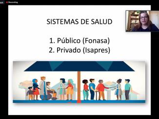 Abogada Fabiola Rivero Rojas conversó sobre los derechos de los pacientes con COVID-19 en charla virtual