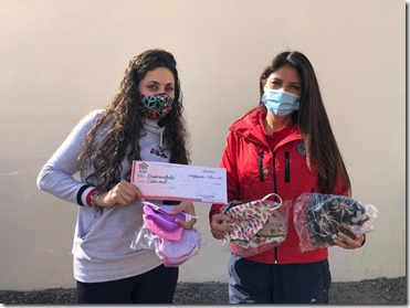 Nelly Miranda-Fondo Apoyo de Emprendedores para confección Mascarillas