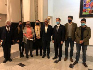 Gobierno comprometió apoyo a víctimas para proyecto Justicia para Antonia