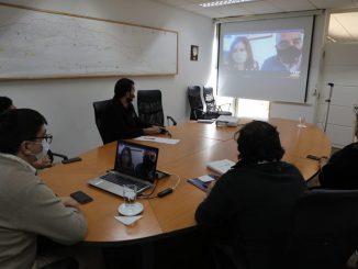 Municipalidad de Antofagasta coordina con Servel trabajo en conjunto para plebiscito