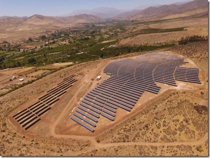 Planta de energía solar 5