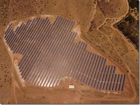 Planta de energía solar 2