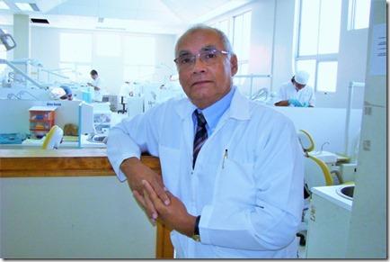 Universidad de Antofagasta lamenta deceso de doctor Sergio Álvarez creador de la Carrera de Odontología UA
