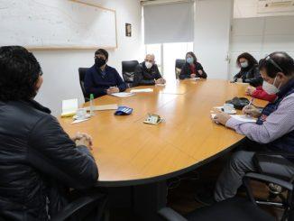 Plan de Remediación en Vertedero de La Chimba y sector Petroleras fueron abordados en reunión intersectorial