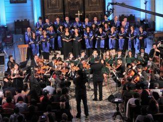 Coro de la Universidad de Antofagasta celebra su aniversario número 55