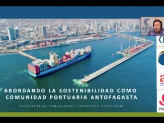 Comunidad Portuaria Antofagasta participó del Encuentro de Comunidades Logísticas Portuarias