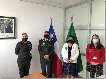 1 Concurso Gendarmería