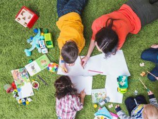 6 actividades para estimular el desarrollo de los más pequeños de la casa