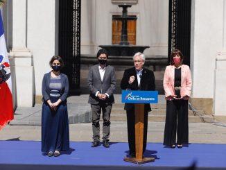 Presidente Sebastián Piñera lanzó nuevo Subsidio al Empleo con foco en mujeres, jóvenes y personas en situación de discapacidad