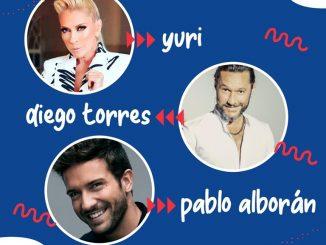 Artistas internacionales se suman a ¡Vamos Chilenos!
