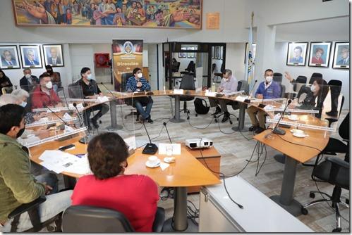 2da sesión Consejo Ciudadano de Seguridad Pública