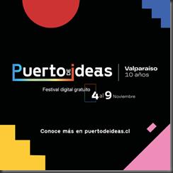 Afiche Puerto Ideas