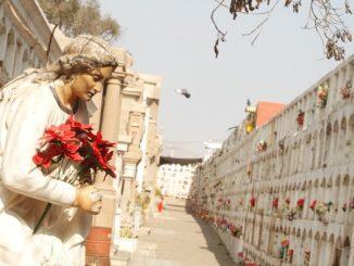 Cementerio General permanecerá cerrado el 31 de octubre y 1 de noviembre