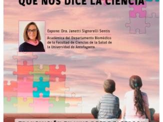 C-TyS UA presentará conferencia sobre el trastorno del espectro autista