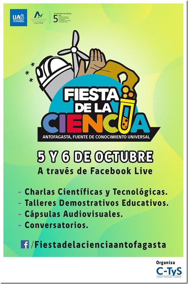 Fiesta Ciencia 2020